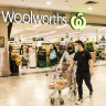 Woolworths is now asking shoppers to wear masks.