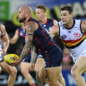 No more Darwin home games for the Demons