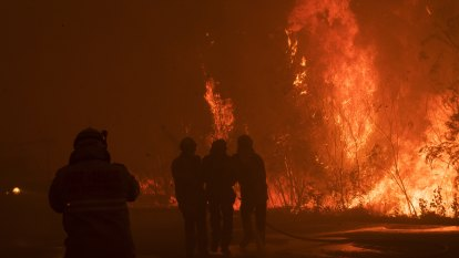 Extreme fires in NSW to become 'more frequent' events: report