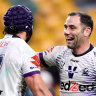 Merciless Melbourne pile more pain on embattled Broncos