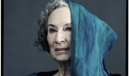 Margaret Atwood's prophecy: how fiction merged with fact in the time of Trump