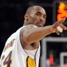 Kobe Bryant inducted into Hall of Fame with stellar class