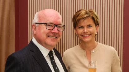 Liberalism is 'diseased' and needs to be rescued: George Brandis