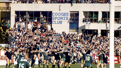 Back to the future: Randwick-Argentina at Coogee Oval to be televised