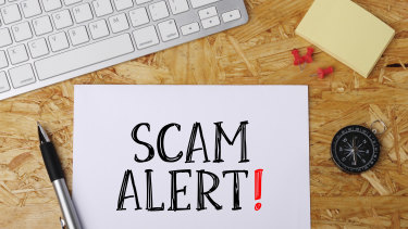 Scammers often try to gather your personal details – including birth date, home address, tax file number or driver's licence number – to commit their fraudulent activities.