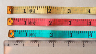 Inch by inch ... our MPs need a better measure of science.