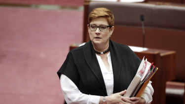 Minister for Women Marise Payne says more work is needed to reduce the rates of violence against women.