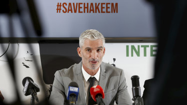 Craig Foster has been tireless in demanding intervention from the global football community and the Australian government to ensure the safe return to Australia of footballer Hakeem Al-Araibi.