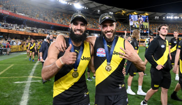 The 2020 AFL Grand Final was the most watched program on television last year.