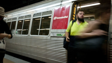 Queensland Rail has spent more than $70 million on overtime since 'rail fail' began in October 2016.