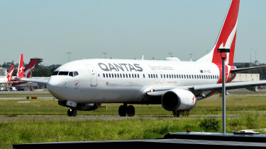 Tensions between Perth Airport and Qantas are escalating.