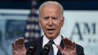 Joe Biden's Afghanistan humiliation will test investors' faith in his presidency.