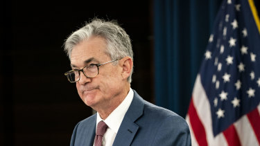 "The Fed is providing markets with its boss Jerome Powell's version of the ''Greenspan put""."