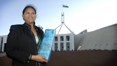 Tania Major was the 2007 Young Australian of the Year.