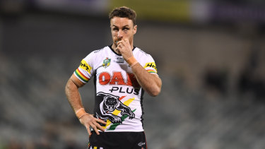 Cool under pressure: James Maloney.