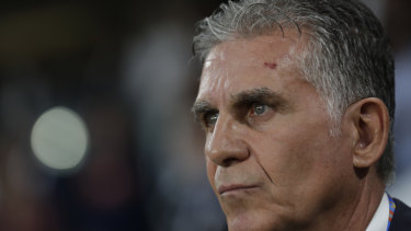Iran head coach Carlos Queiroz stepped down after the defeat.