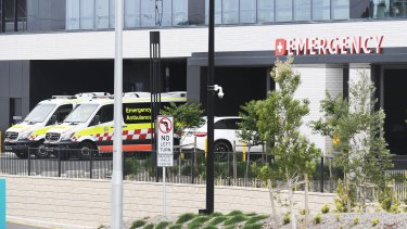 The sacked employee is understood to have been a patient liaison officer working in the emergency room.