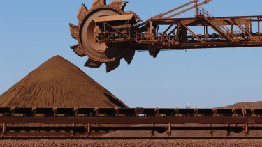 The miners have been strong in the first trading week of the year, though are subdued on Friday.