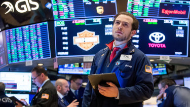 Wall Street extended its losing streak on Friday.