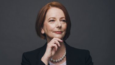 Former prime minister Julia Gillard says businesses should be free to speak out on social issues.