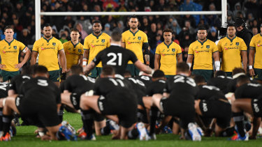 The Wallabies will avoid their hoodoo ground next year against the All Blacks.