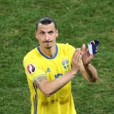 Big play: Perth Glory are in the race to sign Zlatan Ibrahimovic.