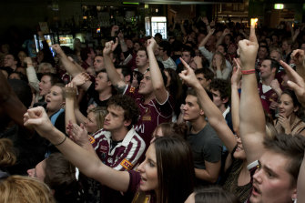 Maroons fans might be waiting a bit longer yet for something to cheer, especially if all three games relocate south.