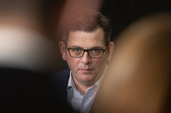 Premier Daniel Andrews has warned the state is at a tipping point and begged Victorians to adhere to restrictions.