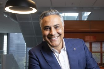 Latitude Group chief executive Ahmed Fahour.