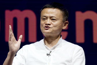 China's authorities have been cracking down on its homegrown financial titans, such as Alibaba's Jack Ma.