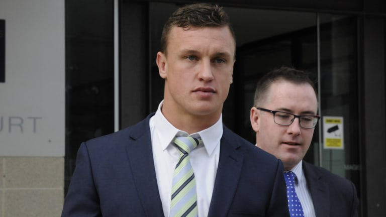 Raiders fullback Jack Wighton's bid to suppress the CCTV footage of his drunken rampage has failed.
