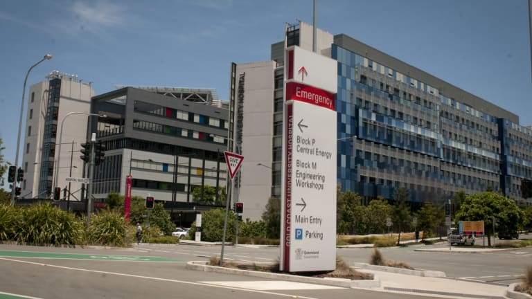 how to get to gold coast university hospital