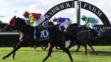 There are seven races on the card at Warwick Farm.