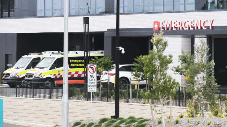 The Northern Beaches Hospital has been hit by multiple problems.