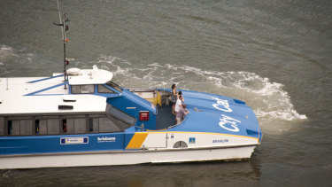Ferry services across the city will be disrupted on Thursday morning.