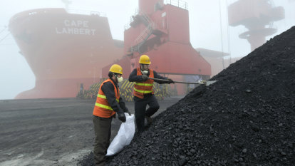 Coal confusion: China denies any Australian coal 'ban'