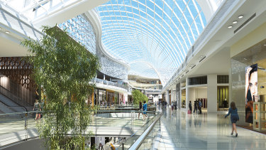 Chadstone shopping centre is the Big Gun mall in the country.
