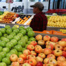 Supermarkets are not price gouging shoppers during pandemic, says ACCC
