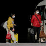 Second evacuation plane stuck in Hong Kong, waiting clearance from China