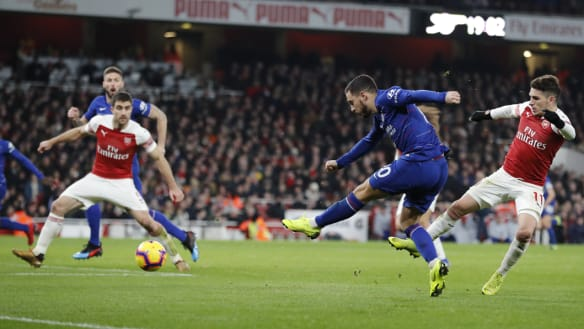 VIDEO: Liverpool, Arsenal and Manchester United seal crucial wins