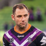 'Disappointed' Bellamy says Storm skipper Smith considering hanging up boots
