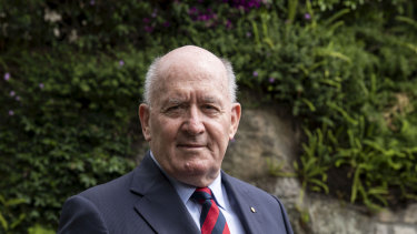 Former Fovernor-General Peter Cosgrove says a war between China and the US has always been a possibility.