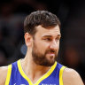 Happy homecoming for Bogut as Warriors crush Pacers