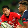 Adam Coleman returns for Rebels in must-win clash with Sunwolves
