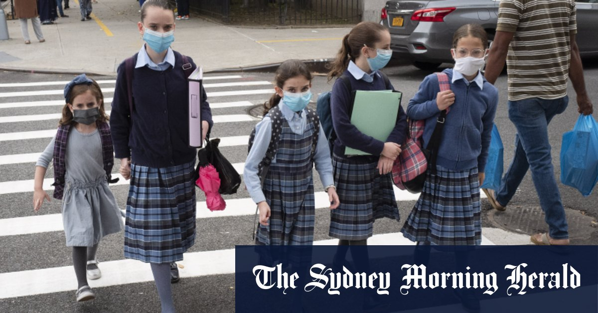 'A very dangerous situation': COVID restrictions spread across US – Sydney Morning Herald