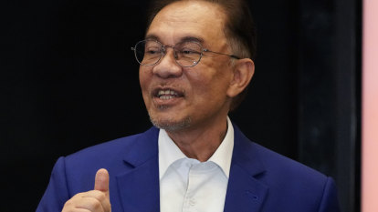 PM hopeful Anwar makes 'clear' case to the King