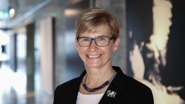 Lynwen Connick , ANZ Group's chief information security officer, says banks are facing an increased volume of attempted cyber attacks.