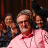 'Wonderful asset for Melbourne': Jon Faine signs off with tears and song