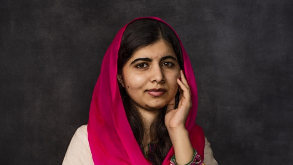 'Your job as a human is to welcome them': Malala's disappointment at Australia