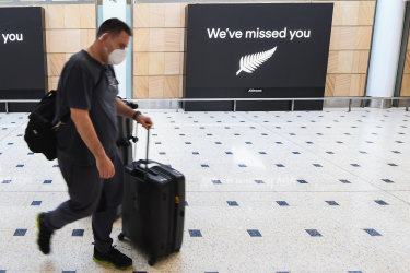 Quarantine-free travel between Australia and New Zealand could resume within days.